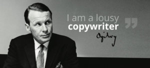 Was David Ogilvy a lousy copywriter?